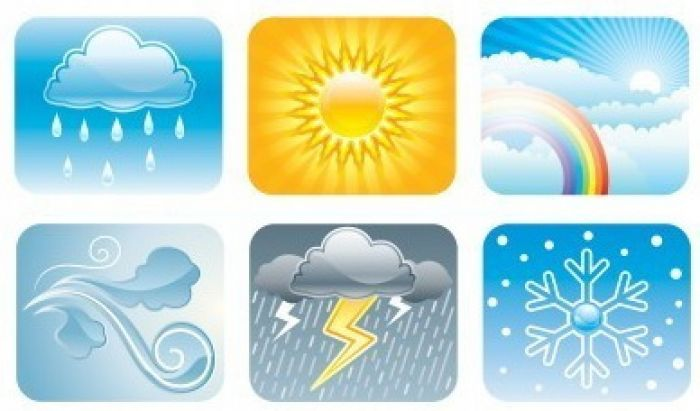 research papers on weather forecasting